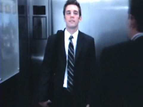HILARIOUS Elevator Guy from shortlived Fox