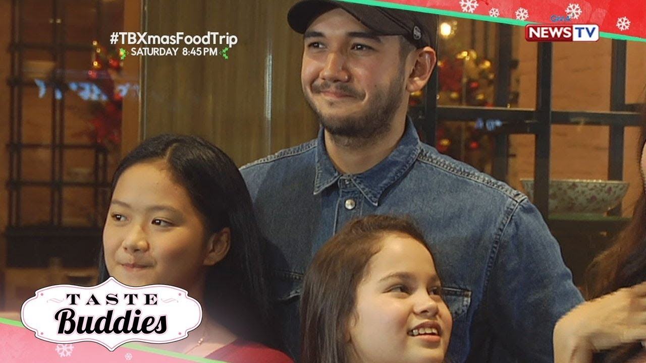 Taste Buddies Teaser: Food trip for kids