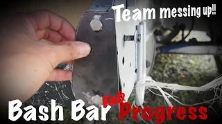 Which intercooler? Bash bar?! Drift car project update - S14