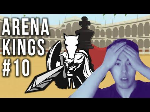 GM Eric Hansen | Arena Kings Tournament #10