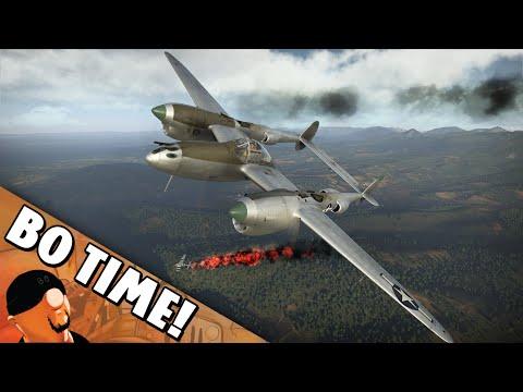 War Thunder - P-38J