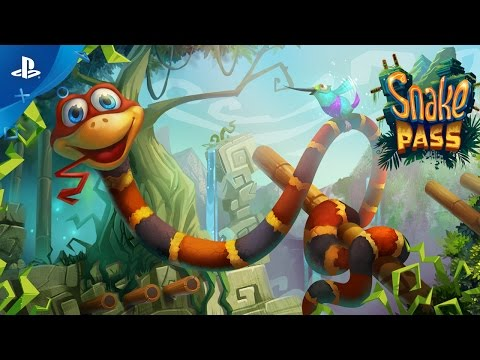 Snake Pass – PlayStation Experience Trailer | PS4