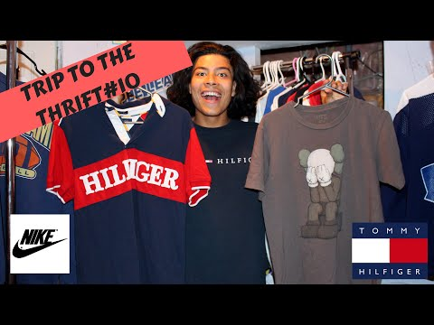 TRIP TO THE THRIFT #10| INSANE TOMMY and KAWS T-Shirt,93 Band tees and so much more!