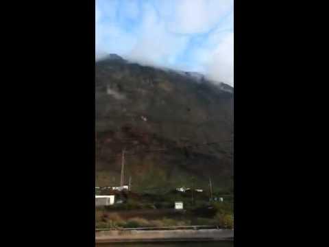 Terremoto de 5.4 atinge El Hierro, nas Ilhas Canárias