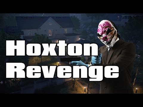 [Payday 2] Death Wish - Hoxton Revenge (Solo Stealth)