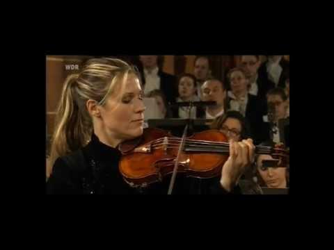 """VIVALDI: """"Winter""""- Largo, Sabrina-Vivian Höpcker, violin"""