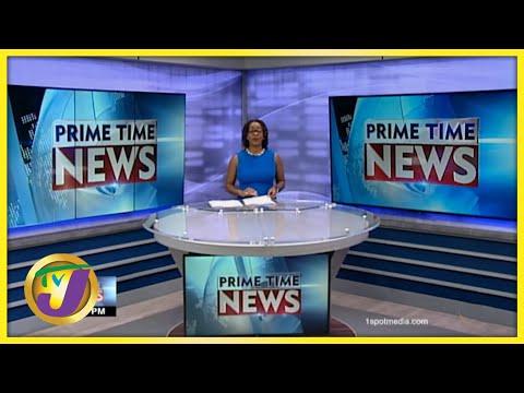 Jamaican News Headlines   TVJ News - August 18 2021
