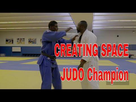 Judo Champion Training CREATING SPACE 3 Darcel Yandzi
