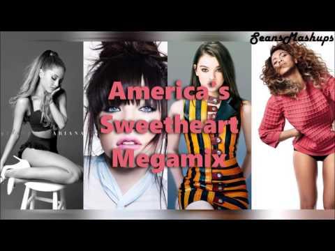America's Sweetheart Megamix | Ari, Carly, Hailee, Beyonce, + More!