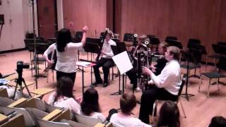 ISYM 2012 Double Reed   Mendelssohn   Nocturne from A Midsummer Night