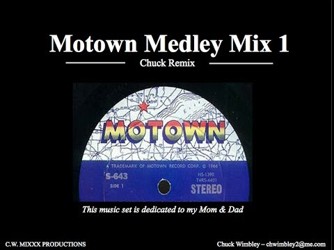 Motown Megamix  AWESOME!!!!