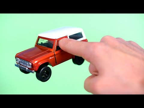 FINGER STUCK IN TOY!