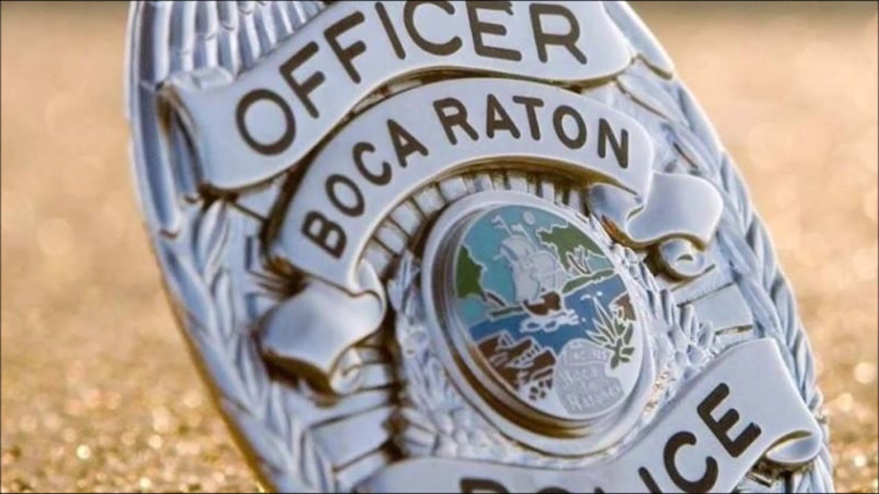 Boca Raton Cop Fired Over Racist Remarks Gets 'Last Chance' To Save Job