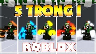 (SALE) ROBLOX | ONLY 25 ROBUX OWNED CHARACTER CLASS 5 MORPHO-ELEMENTALIST | Critical Strike