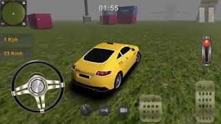 Game Android #1118 Taxi Driving 3D Android Gameplay