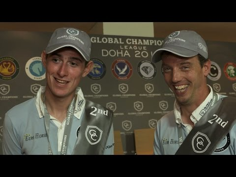 Exclusive interview with Harrie Smolders and Jos Verlooy 2nd place GCL 2016