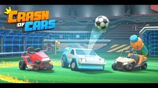CRASH BALL WORLD CUP UPDATE - Crash of Cars