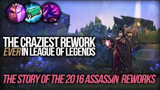 The Most Interesting Rework Ever In League of Legends   A League of Legends Movie