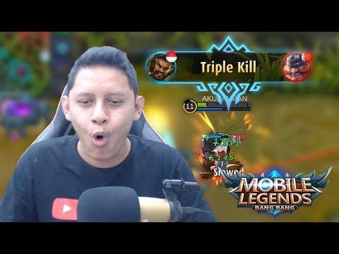 BUILD TOP GLOBAL ROGER NGERI ! - Mobile Legends Indonesia