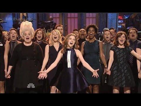 Anna Kendrick - SNL Monologue - MUSICAL