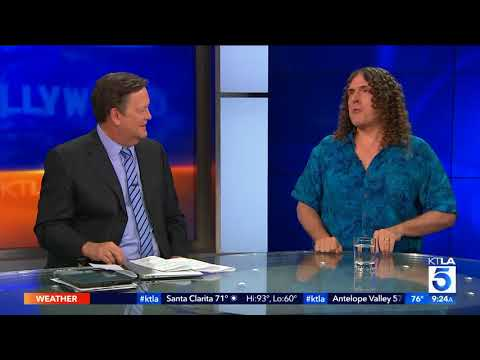 Weird Interview with Weird Al Yankovic