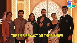 The Empire cast talk about their show, their characters, their experience & more