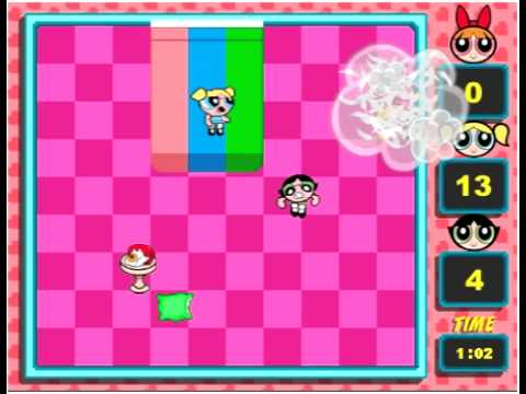 Play Powerpuff Girls - Pillow Fight online for Free - POG.COM