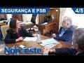 Entrevista com o Vice-governador Márcio França sobre Segurança e PSB - Parte 4/5