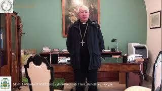 Mons. Leonardo D'ASCENZO - Messaggio di QUARESIMA 2019