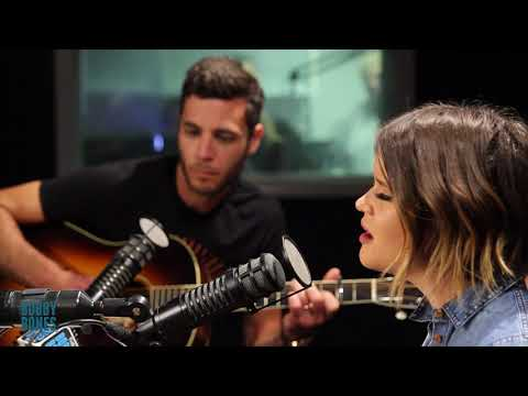 "Maren Morris Sings ""Dear Hate"" Live on the Bobby Bones Show"