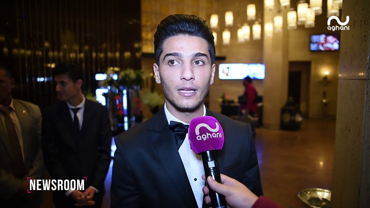 أغاني أغاني ترافق محمد عساف في دار الاوبرا المصرية.. وهكذا حقق حلمه للمرة الثالثة