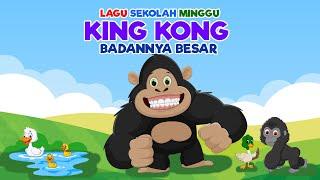 Download LAGU ANAK TERPOPULER - KINGKONG BADANNYA BESAR