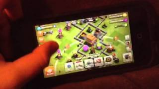 Devil fish clan scan clash of clans