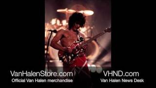 "Van Halen ""Hear About It Later"" Isolated Guitar Track"