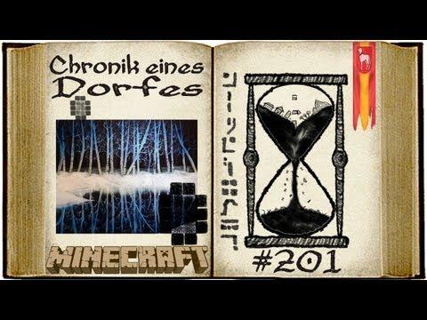 Minecraft Zeit - Chronik eines Dorfes #202 - Nether Erkundung [HD/Deutsch/1.4.7]