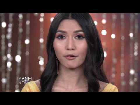 Meet Miss Universe Myanmar 2017 Zun Thansin
