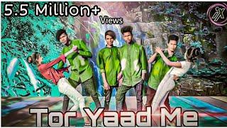 Gambar cover Tor Yaad me/New Nagpuri Dance Video 2019//IX BAZZ CREW PRESENT (Singar-Sarwan)HD 720p