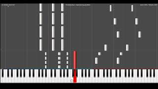 The Nasty Boyz - Angel (Darmayuda MIDI Piano)