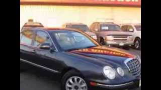 2005 Kia Amanti  Sedan - NJ Auto Auction Jersey City, NJ