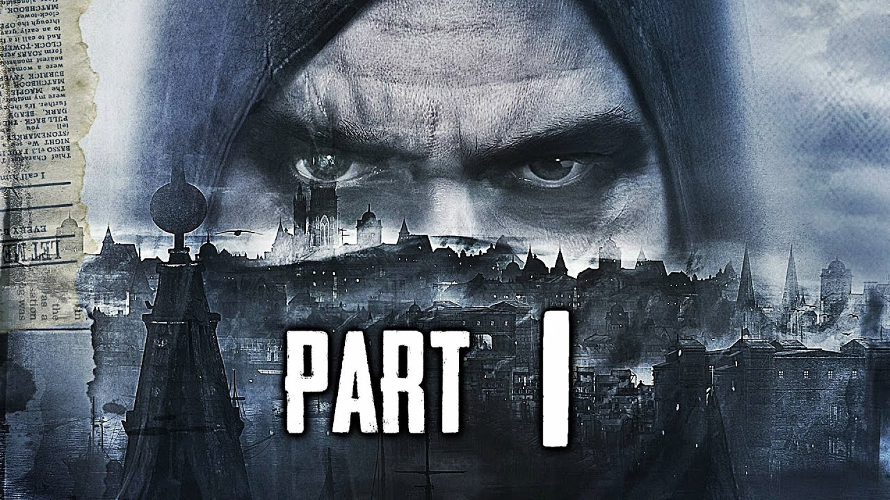 Thief Gameplay Walkthrough Part 1 Prologue Ps4 Xbox One