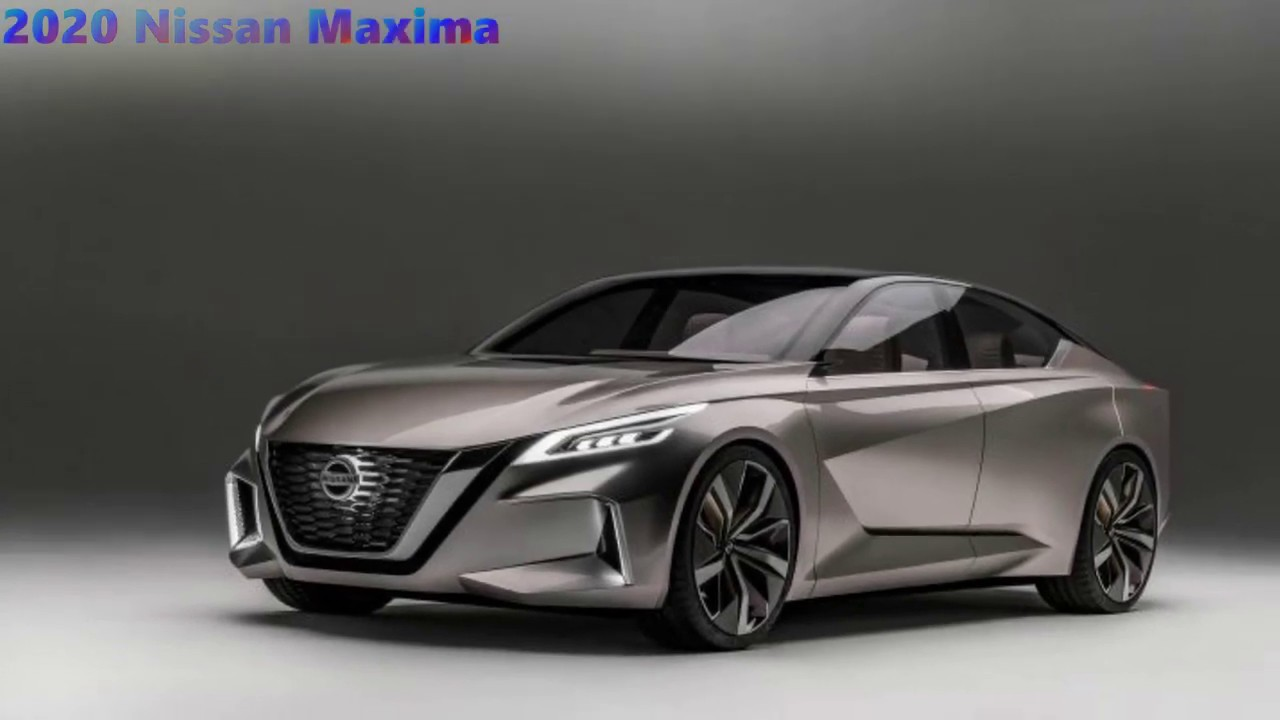 2020 Nissan Maxima - YouTube