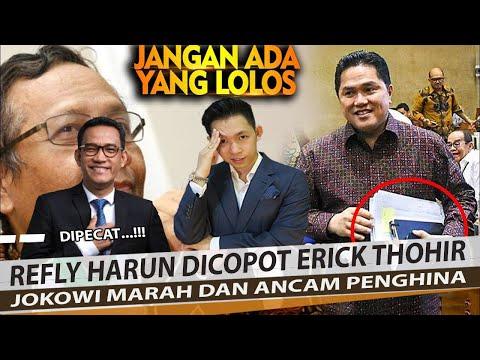 tangisan-komisaris-dibalik-penghina-jokowi-dicopot-erick-thohir-bos-bumn,-ahok-bongkar-penyeleweng