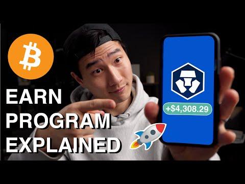 Crypto.com | Passive Income Through Cryptocurrency EXPLAINED!!!