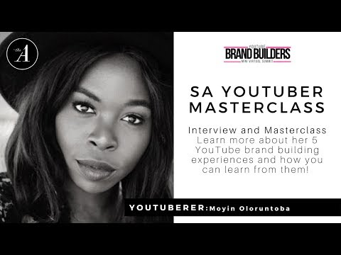 Moyin Oloruntoba - The Business Side of Being a YouTuber