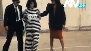 Hoy sale en libertad Maritza Garrido Lecca, tras cumplir su condena por el delito de terrorismo