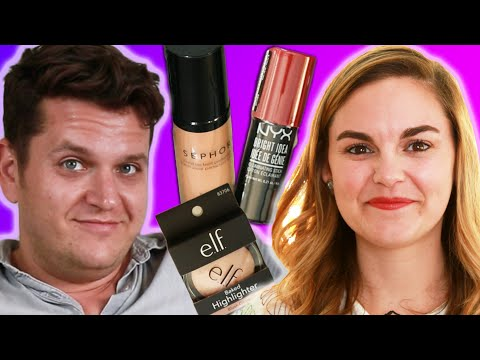 Thumbnail: Women Challenge Their Boyfriends To Find Them A $50 Makeup Look
