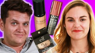Boyfriends Buy Their Girlfriends Makeup For Under $50