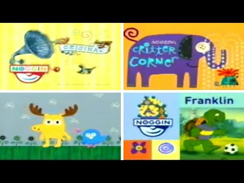 Noggin Commercial Breaks (November 2005; Part 3)