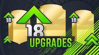 NUEVAS MEDIAS DE JUGADORES EN FIFA 18 !!! (DIRECTO UP)