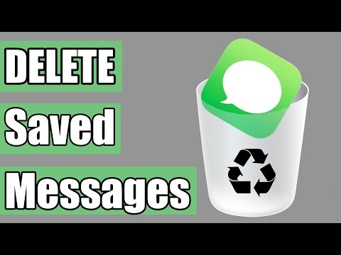 "How to Delete ""Other Data"" or saved Messages on your iPhone iPad iPod"